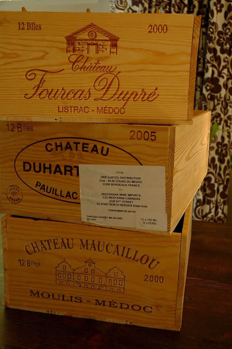 Stack of wine boxes2