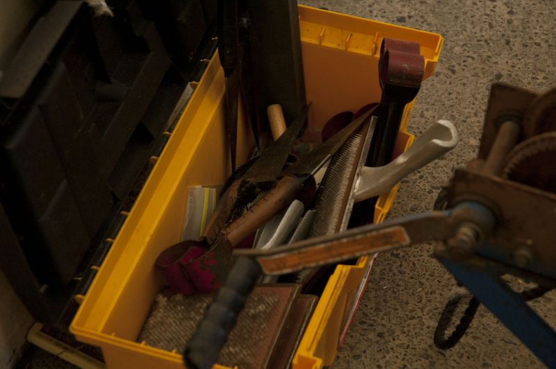Sheering and clipping tools