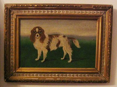 Moms_dog_painting