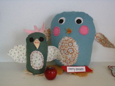 Plush_you_baby_bird_and_mama_bird